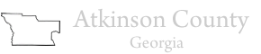 Atkinson County Georgia Logo