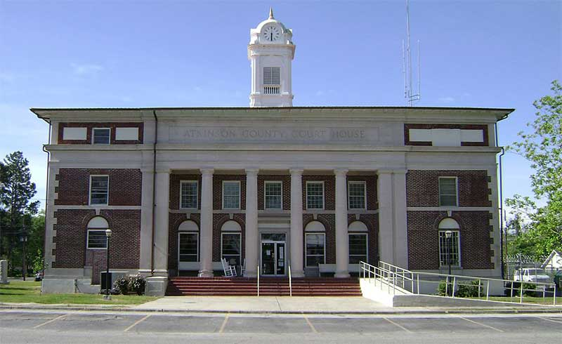 Atkinson County Courthouse